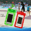 Mobilephone accessories wholesale PVC waterproof bag for cellphone