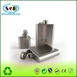 top sale competitive price factory price hip flask