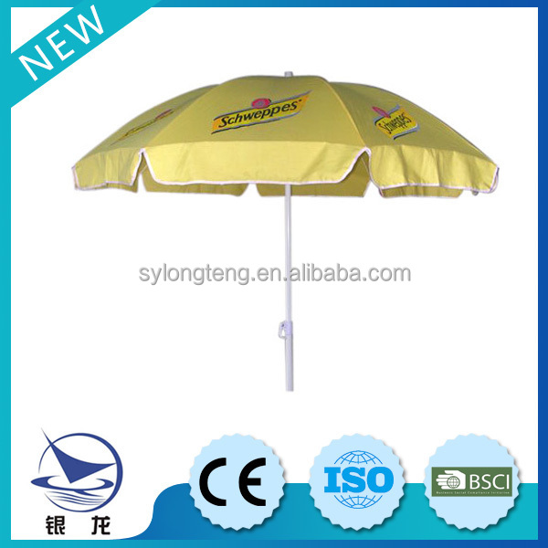 PVC MTN parasol outdoor umbrella advertising umbrella