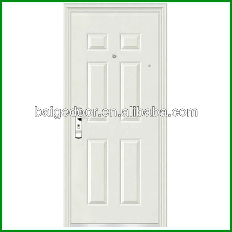 used exterior steel doors for sale BG-S9019B