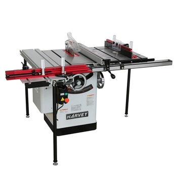 HW110WSE Workstation Woodworking Table Saw