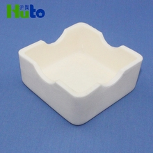 Various sizes High Quality Refractory Ceramic Crucible Bowl For Melting And Casting