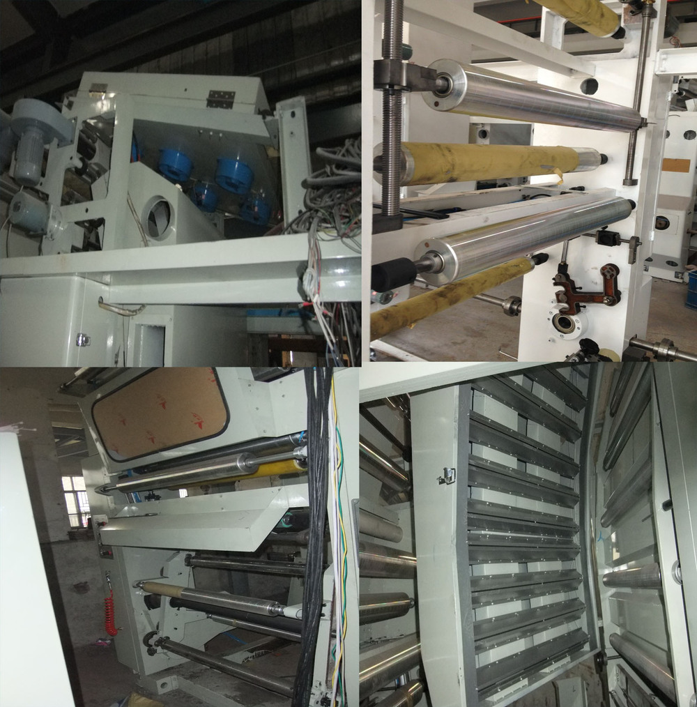 Dnay800a High Speed Rotogravure Printing Machine Price