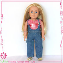 Dress for kewpie dolls, casual outfit for farisa doll