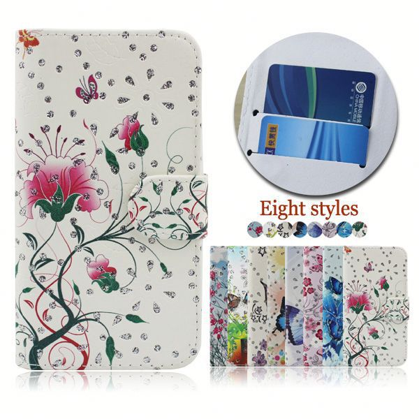 for Cherry Mobile B200 phone case, pu leather flip case for Cherry Mobile B200