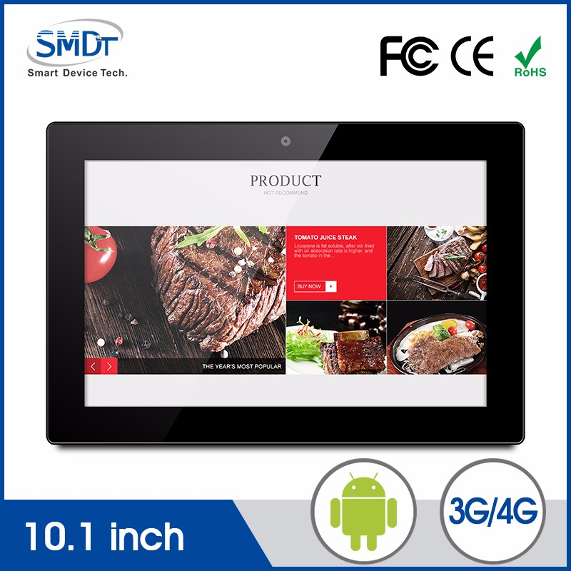 Best 10.1 inch cheap tablet pc,external sim card slot tablet Android with RS232 port