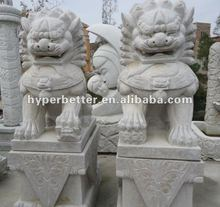 Chinese stone lions,stone lion sculpture,stone lion statues