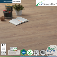 Glue down Nature wood pattern plank LVT vinyl pvc plastic flooring