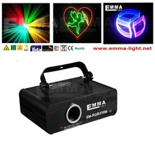 1000mW RGB Full Color Beam Show DMX 512 Stage Disco Xmas Christmas Party Gift RGB Laser Light