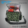 2015 New picnic ice frappe min backpack insulated flexible funky non woven cooler bag