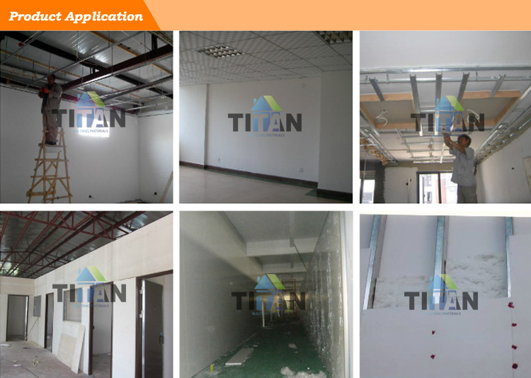 8mm Cheap used Office Wall Partition for Decoration