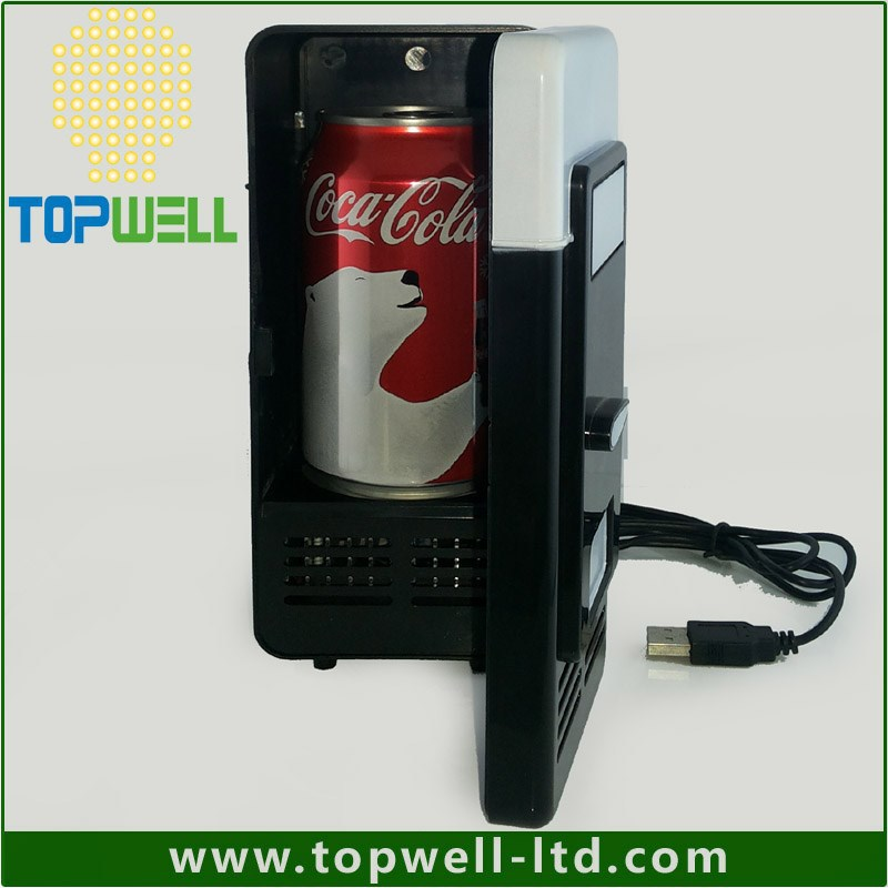 assurance payment direct sales freezer Refrigerator beverage usb can cooler coco cola fridge