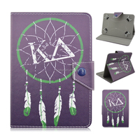 "7.9"" New Dreamcatcher Rotary Stand Leather Folio Flip Cover Case For iPad Mini"