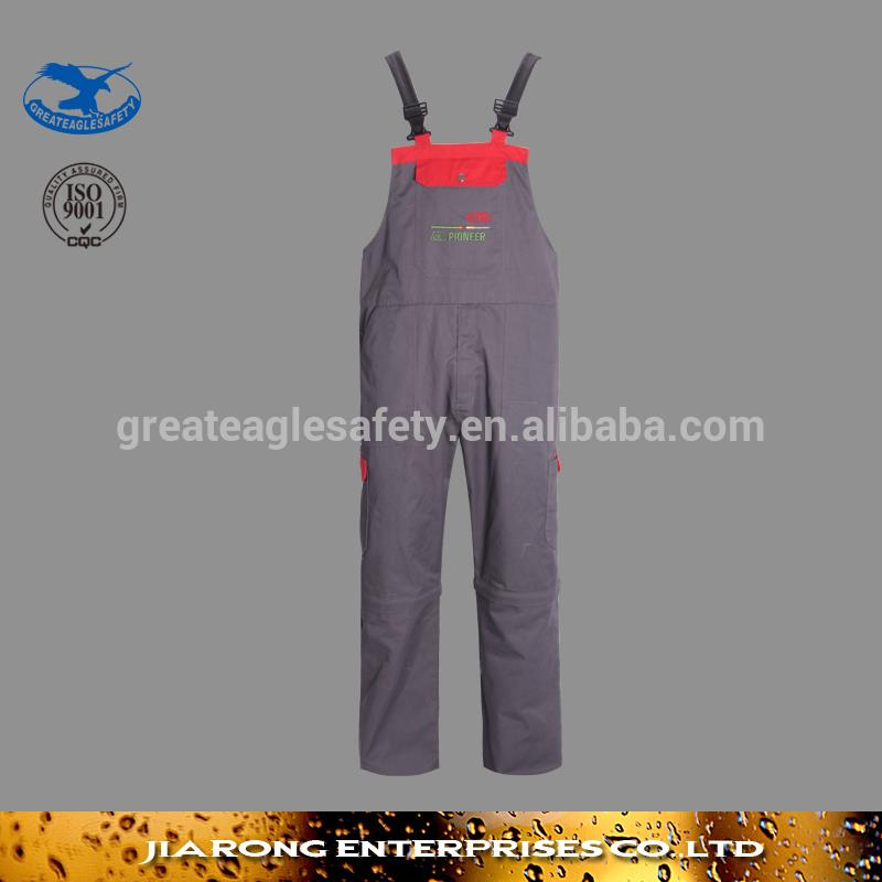 multi pocket work trousers safety-WC1002D
