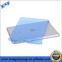 Cheap transparent clear plain plastic case for ipad mini
