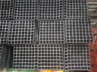 hot sale construction pipes square hollow steel tube
