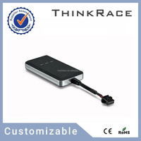 High precision positioning system for mini vehicle gps tracking device