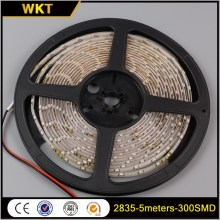 Top level customized 2835-300smd small battery operated led light strip