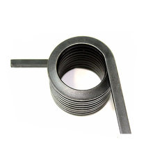 High quality flat bimetal spring, torsion electric heater spring