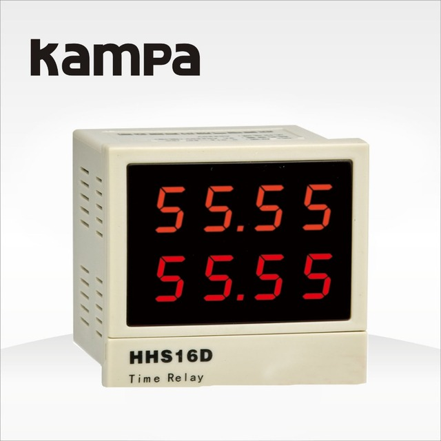 HHS6A 220v digital programmable promotional countdown timer