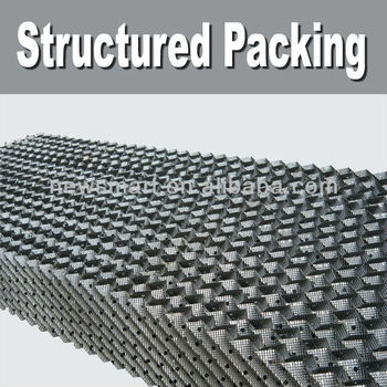 Structured Packing for tower packing