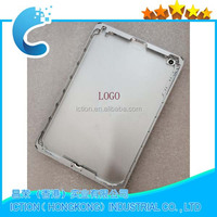 Original For iPad Mini 2 mini2 Retina Wifi Version Back housing Back Cover Rear Case With Logo Silver and Grey