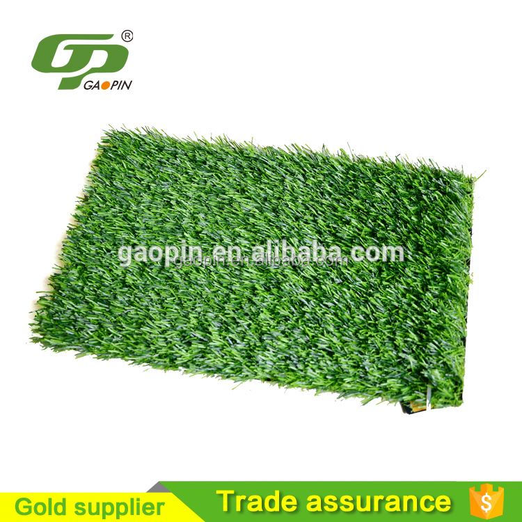 Garden, school or leisure use artificial grass carpet