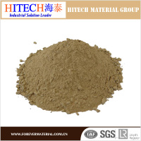 economical price zibo hitech high temperature castable refractory cement for boiler