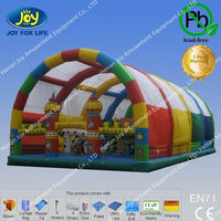 Jumping Combo Inflatable Castle Tent for Sale