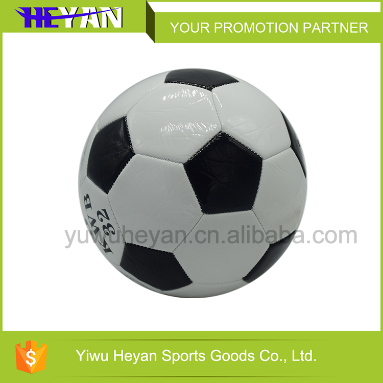 Wholesale china customized pvc football sports soccer ball