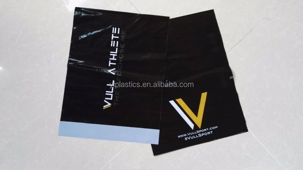 Virgin HDPE LDPE Poly Flyer Plastic Custom Courier Mailing Bags