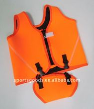 New arrival: Neoprene life jacket within EPE FOAM