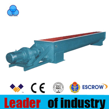 continuous transmission gravel Spiral conveyor