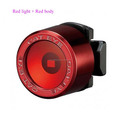 Cateye SL-LD130 Red Light LED Bicycle Taillight Warning Lamp (2 x CR2032)-Red