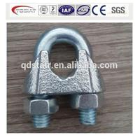 Din 741 Malleable Wire Rope Clip
