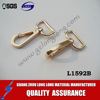 NEWST Bag accessories metal gold color swivel dog snap hook