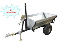 strong box trailer,dump trailer on promotion