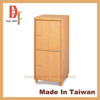 Made in Taiwan wooden kitchen storage cabinet simple DIY designs