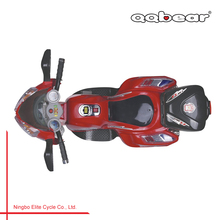 6V4.5A 3 Wheel Motorized Ride On Small Motorcycle Motorbike For Child