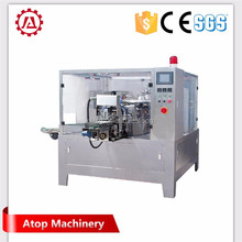 Full automatic chololate powder packing machine/tetra packing filling machine/small food packing machine