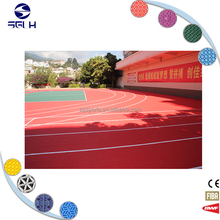 SGLH outdoor basketball court floor paint for Multipurpose Sports Surface