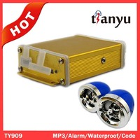 alarm with mp3/motorbike accessories/speaker mp3 motorcycle