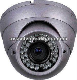Cheap 420TVL IR Security Color Video CCD Home Dome Camera System