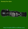 long-wave infrared thermal scope for military/police