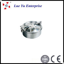 stainless steel sanitary manhole cover d400
