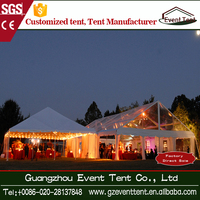 30x60m Large Outdoor White Marquee Tent