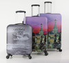 2015 NEW STYLE RESIST SCRATCHING ABS+PC LUGGAGE SUITCASE (DC-8160)