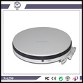 3D rotating jewelry display stand turntable for Fashion model electric fire resistant clothing