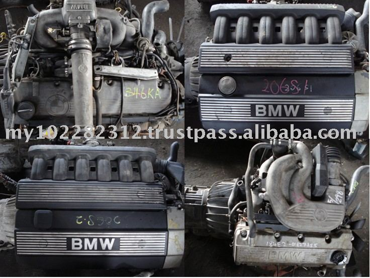 Used Quality Half cut, Engine, Auto Parts