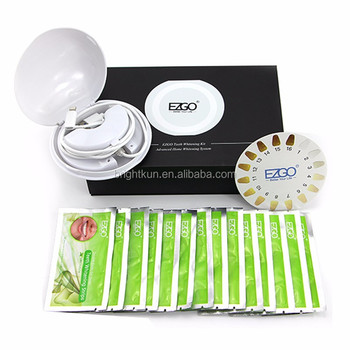 Activated take home teeth whitening kit tooth bleaching accelerator kit
